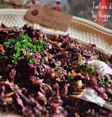 Le tartare aux algues fraîches