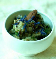 Le caviar d'aubergine